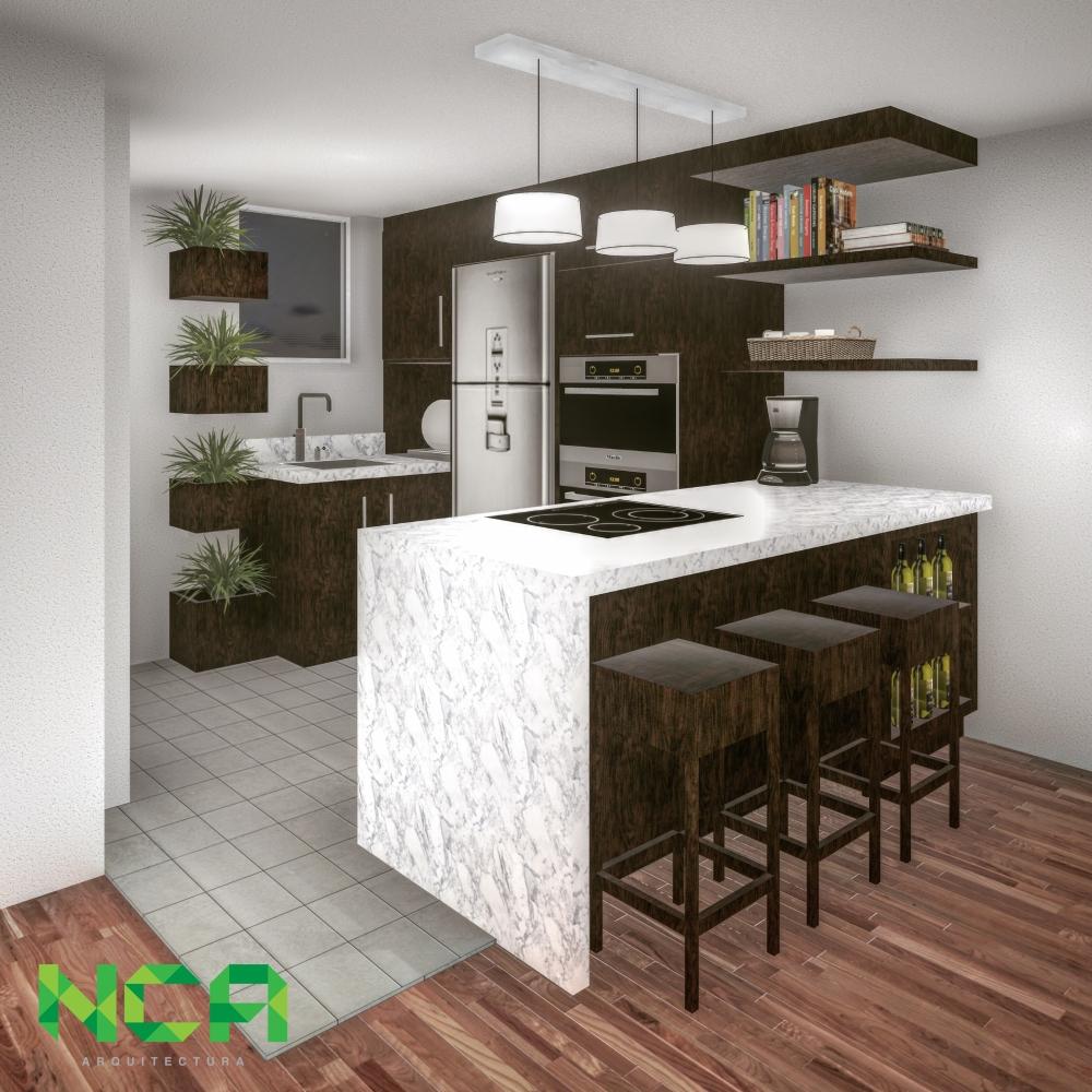 Remodelación: Cocina Alvaro – | Ninike Celi Atala | blog |